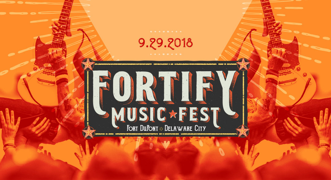 Fortify Music Fest coming to Fort DuPont Sept. 29