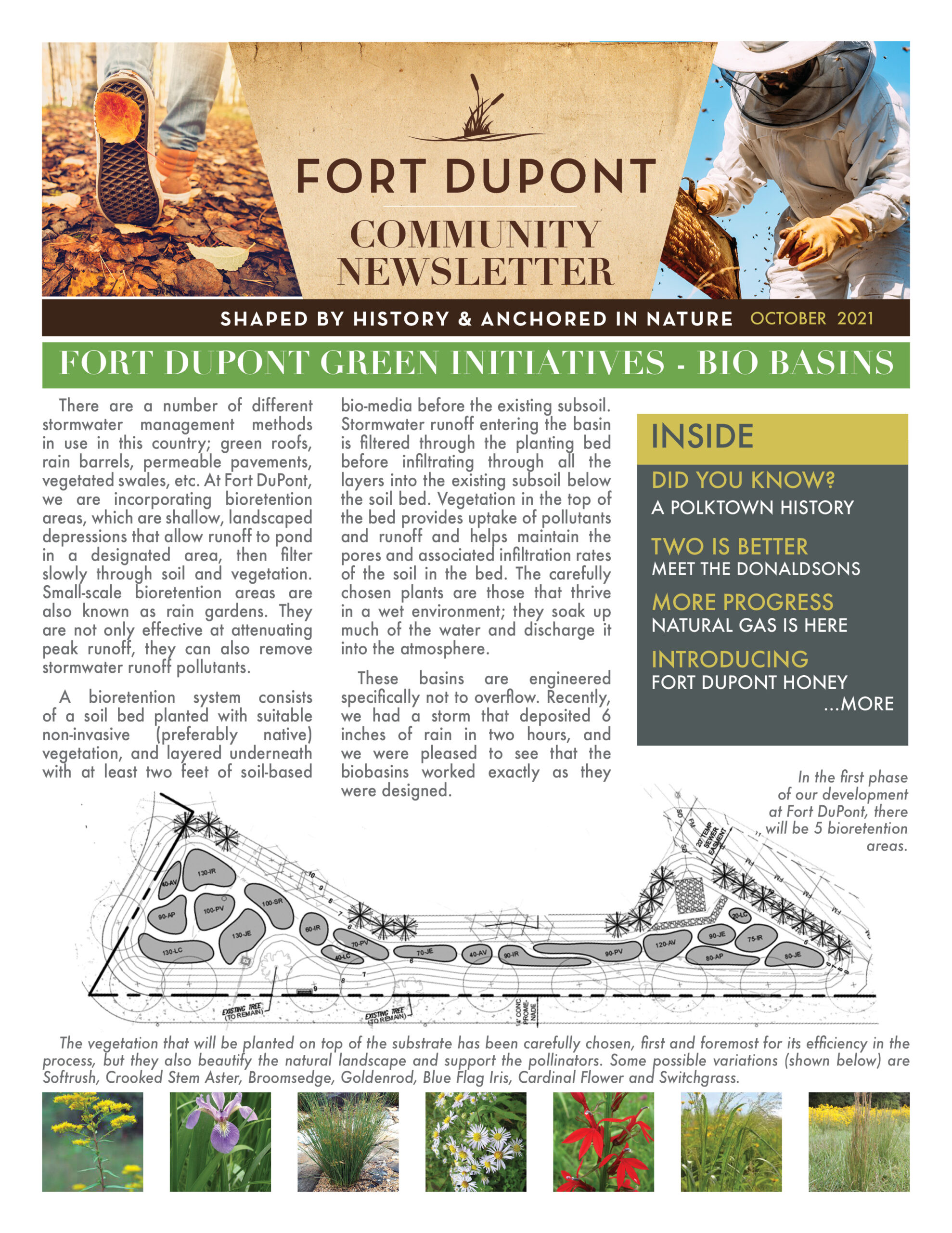 Fort DuPont Newsletter May 2021